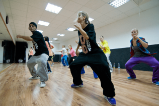 So You Think You Can Dance Workshop in Breda