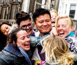 Flashmob Breda